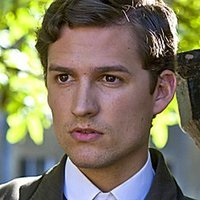 Daniel Parish played by Ben Aldridge