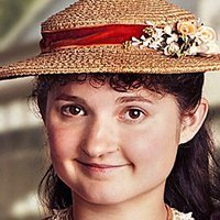 Minnie played by Ruby Bentall
