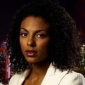 Nessa Holt played by Marsha Thomason