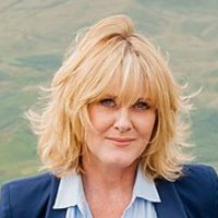 Caroline played by Sarah Lancashire
