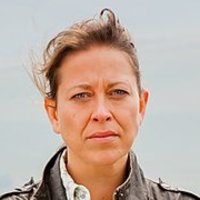 Gillian played by Nicola Walker