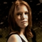 Detective Nola Falacci played by Alicia Witt
