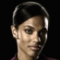 Alesha Phillips played by Freema Agyeman