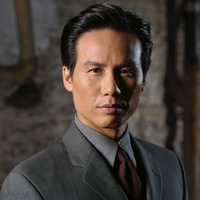 Dr. George Huang played by B.D. Wong