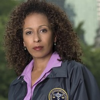 Dr. Melinda Warner played by Tamara Tunie Image