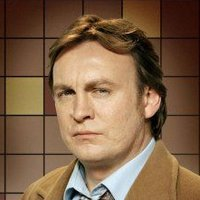 Gene Hunt played by Philip Glenister
