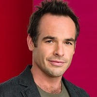 Shane Healy played by Paul Blackthorne