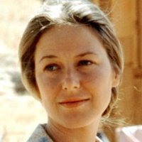 Caroline 'Ma' Ingalls played by Karen Grassle