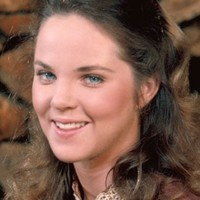 Mary Ingalls played by Melissa Sue Anderson