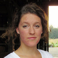 Molly Roloff played by Molly Roloff