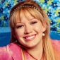 Lizzie McGuire played by Hilary Duff