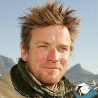 Ewan McGregor Long Way Down (UK)