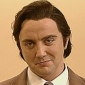 Peter Packard played by Peter Serafinowicz