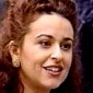 Herself - Presenter (15) played by Nadia Sawalha