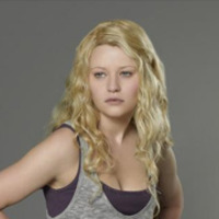 Claire Littleton played by Emilie de Ravin