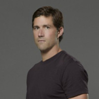 Jack Shephard played by Matthew Fox