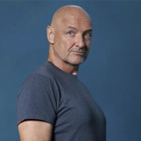 John Locke played by Terry O'Quinn
