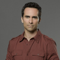 Richard Alpert played by Nestor Carbonell