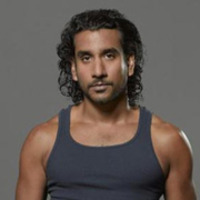 Sayid Jarrah played by Naveen Andrews