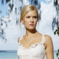 Shannon Rutherford played by Maggie Grace