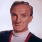 Dr. Zachary Smith played by Jonathan Harris