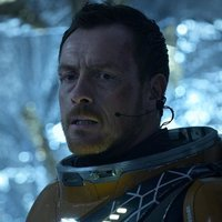 John Robinson played by Toby Stephens