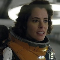 June Harris / Dr. Smith played by Parker Posey