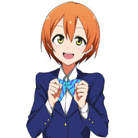 Rin Hoshizora played by