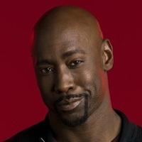 Amenadiel played by D.B. Woodside