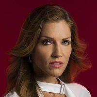 Charlotte Richards played by Tricia Helfer