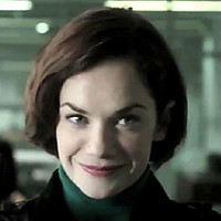 Alice Morgan played by Ruth Wilson