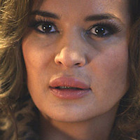 Caroline Jones played by Kierston Wareing