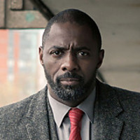 John Luther played by Idris Elba