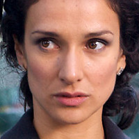 Zoe Luther played by Indira Varma