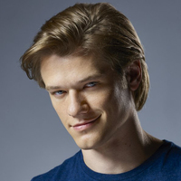 Angus MacGyver played by Lucas Till