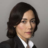 Patricia Thornton played by Sandrine Holt