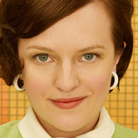 Peggy Olsonplayed by Elisabeth Moss