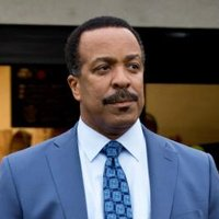 Assistant Chief Taylor played by Robert Gossett