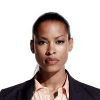 Detective Amy Sykes played by Kearran Giovanni