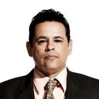 Detective Julio Sanchez played by Raymond Cruz