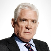 Detective Lt. Louie Provenza played by G.W. Bailey
