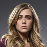 Michaela Stone played by Melissa Roxburgh