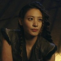 Khutulun played by Claudia Kim