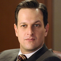 Dan Logan played by Josh Charles