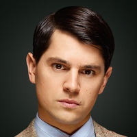 Ethan Haas played by Nicholas D'Agosto