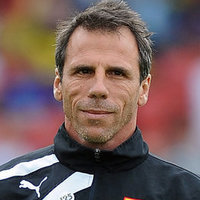 Gianfranco Zola - Manager Match of The Day (UK)