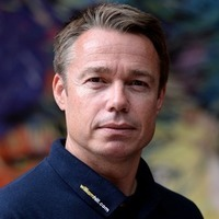 Graeme Le Saux - Commentator played by Graeme Le Saux