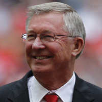 Sir Alex Ferguson - Manager played by Alex Ferguson
