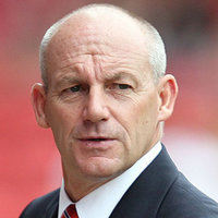 Steve Coppell - Manager played by Steve Coppell