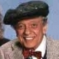Les Calhounplayed by Don Knotts